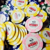Bundled Poker Chips