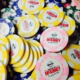 Bundled Poker Chips