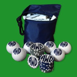 Personalized Golf Tees - Logo Golf Balls