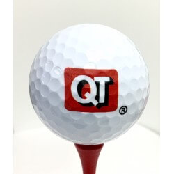 Design Your Logo Golf Balls Instantly