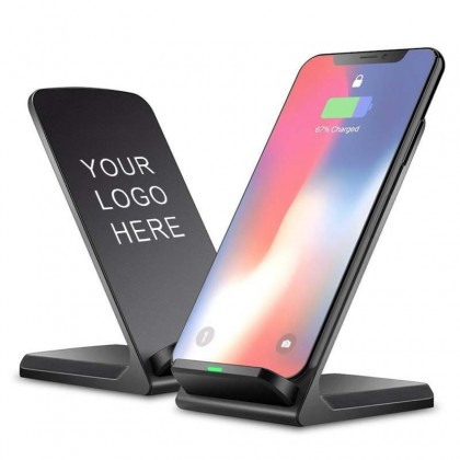 Premium Standing Wireless Charger