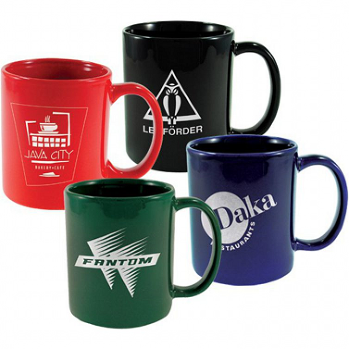 e6766142904 Custom Logo Coffee Mugs - Personalized