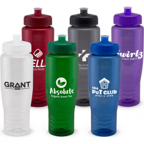 Custom Logo Sports Water Bottles