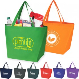 abecc23ae2 Economy Tote Bags - Personalized With Your Logo