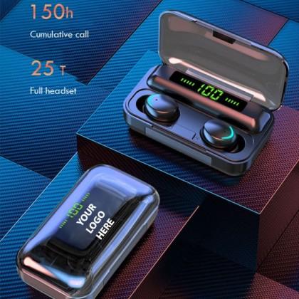 Luxury Powerbank Wireless Earbuds