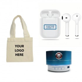 Elite Sound Tech Corporate Swag Bag