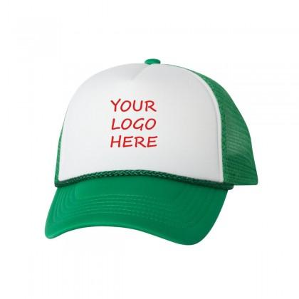 Custom Logo Foam Mesh Truck Caps