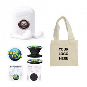 Mobile Tech Corporate Swag Bag