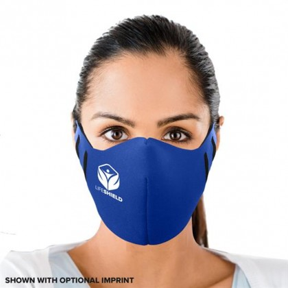Custom Logo Face Masks - Printed in USA