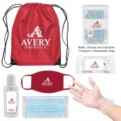 Sanitizer / Masks