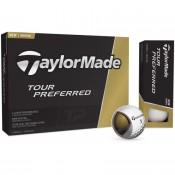 TaylorMade Logo Golf Balls