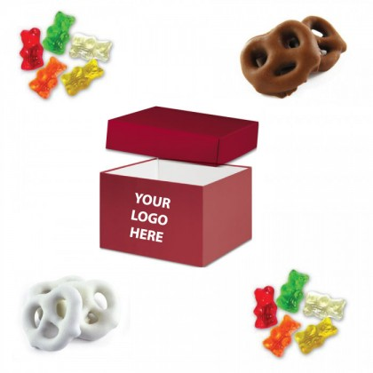 Red Standard Executive Treat Gift Box