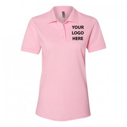 Women's Custom Golf Polos