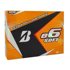 Bridgestone e6 Soft Logo Golf Balls / Dozen