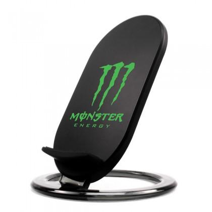 Custom Logo Wireless Charge Stand - Qi