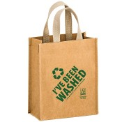 Washable Natural Paper Totes