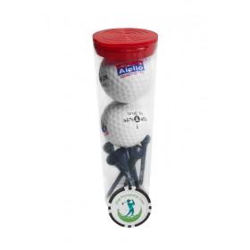 Custom Golf Ball Tubes