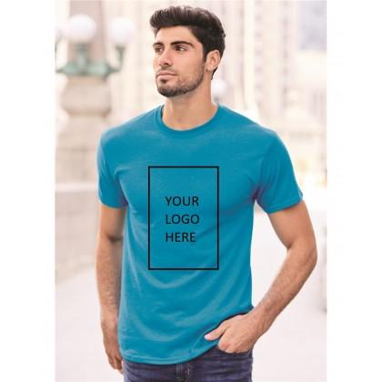 Jerzees Dri-Power Custom Logo T Shirts - 5.4oz
