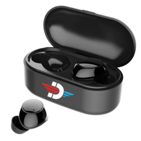 Custom Logo Luxury Sports Wireless Earbuds