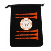 Velveteen Pouches Golf Tee Combo Packs