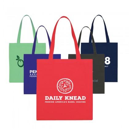 Printed Harbor Tote Bags